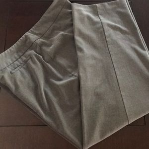 Women's Gray New York Clothing Co. Dress Trousers
